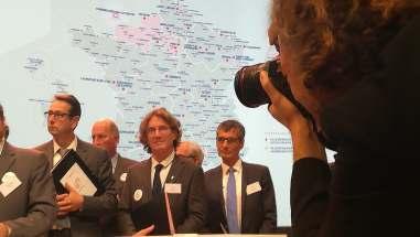 222 villes en France ont été retenues par Action Coeur de Ville.